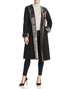 Maximilian Furs - Brissa Reversible Lamb Shearling Coat - 100% Exclusive