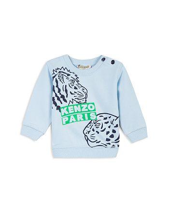 Kenzo - Boys' Tiger & Friend Graphic Sweatshirt - Baby