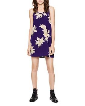 Zadig & Voltaire - Rimini Blossom Silk Dress