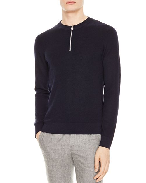 Sandro - Cypher Zip Sweater