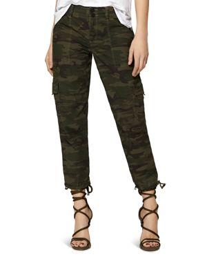 Terrain Crop Cargo Pants, Mother Nature Camo