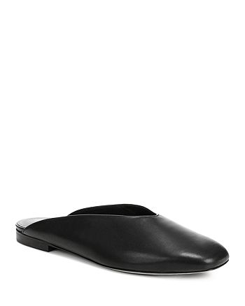 Vince - Women's Levins Leather Mules
