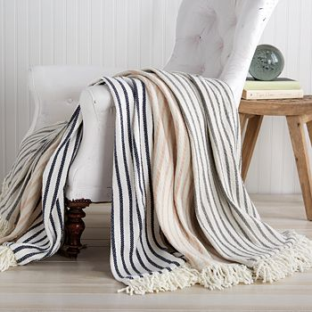 Peri Home - Fringe Throw