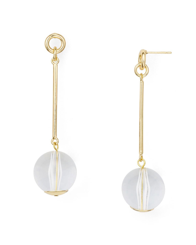 Drop Earrings   100 Percents Exclusive by Aqua