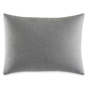 Vera Wang Bubble Embroidered Decorative Pillow, 15 x 20