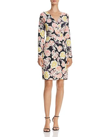 9219c03f056 FRENCH CONNECTION Enoshima Floral-Print Dress | Bloomingdale's
