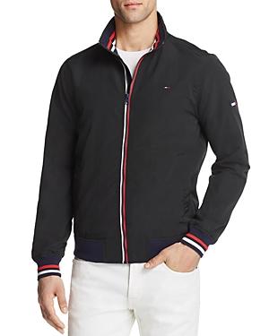 Tommy Hilfiger Tommy Jeans Varsity Stripe Bomber Jacket