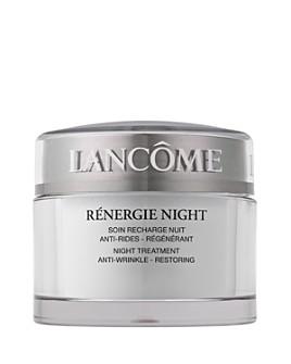 Lancôme - Rénergie Night Treatment Anti-Wrinkle Cream 2.5 oz.