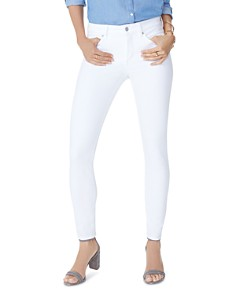 NYDJ Petites Ami Skinny Legging Jeans in Optic White - Bloomingdale's_0