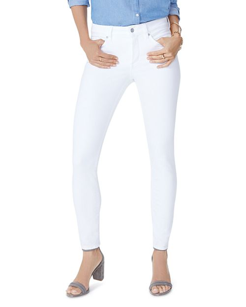 NYDJ - Ami Skinny Legging Jeans in Optic White