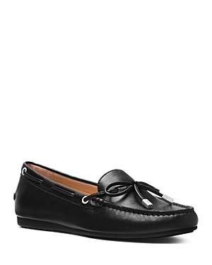 Michael Michael Kors Women's Sutton Leather Moccasins