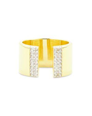 Freida Rothman Radiance Cuff Ring