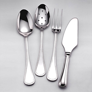 Le Perle 4-Piece Hostess Set