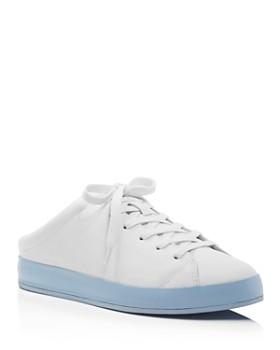 rag & bone - Women's Rb1 Leather Sneaker Mules