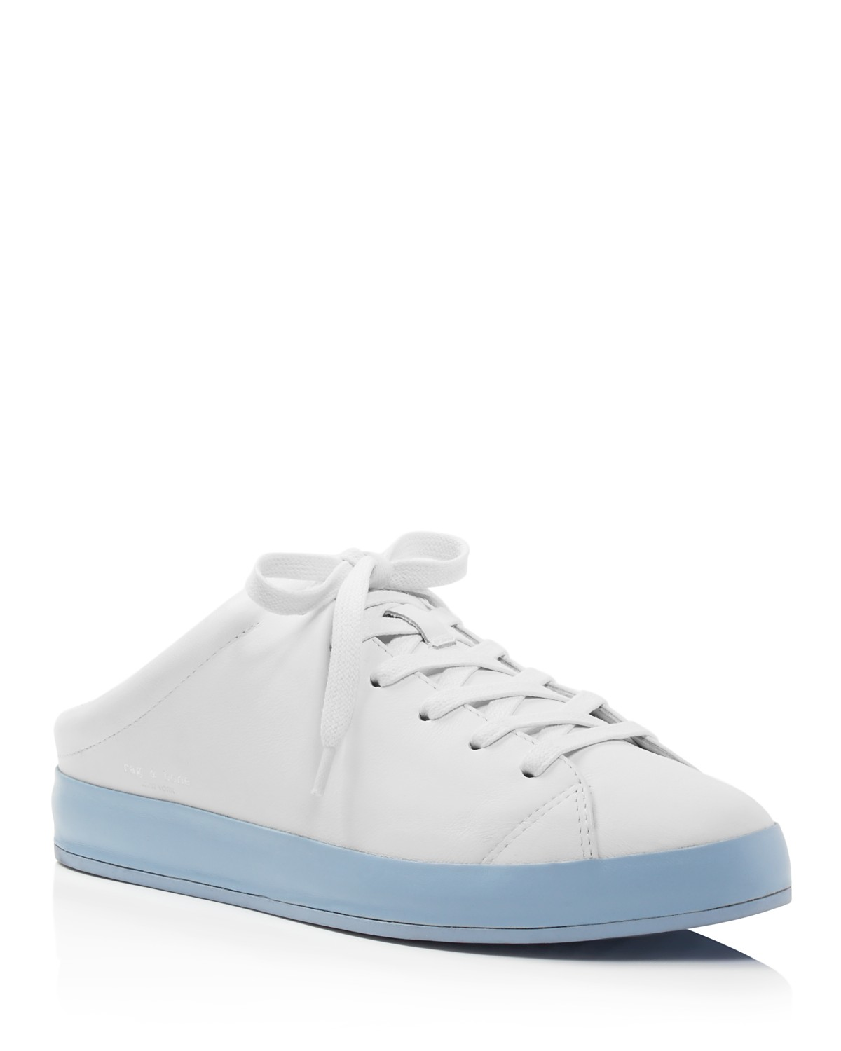 RAG&BONE Women's Rb1 Leather Sneaker Mules 1H6ZvEsL