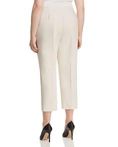 Lafayette 148 New York Plus - Lexington Cropped Pants