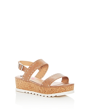 Steve Madden Girls' Slingback Platform Sandals - Little Kid, Big Kid