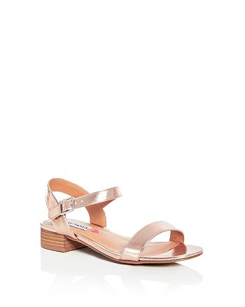 STEVE MADDEN - Girls' JCache Block-Heel Sandals - Little Kid, Big Kid