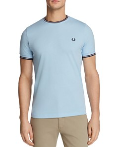 Fred Perry Twin Tipped Short Sleeve Tee - Bloomingdale's_0