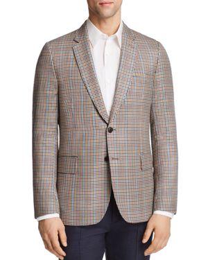 Paul Smith Slim Fit Multi Box-Check Jacket