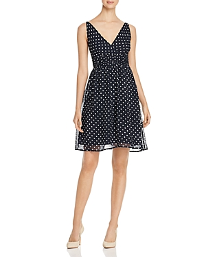 Vero Moda Josephine Dot-Print Dress