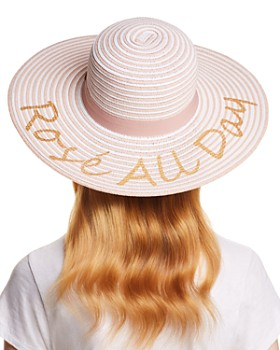 August Hat Company - Rosé All Day Floppy Hat