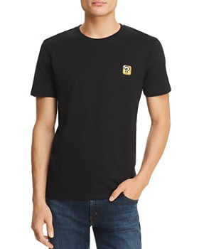 Bricktown - Nintendo Question Mark Block Short Sleeve Tee - 100% Exclusive
