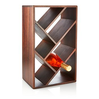 Hudson Park Collection - Wood Wine Rack - 100% Exclusive