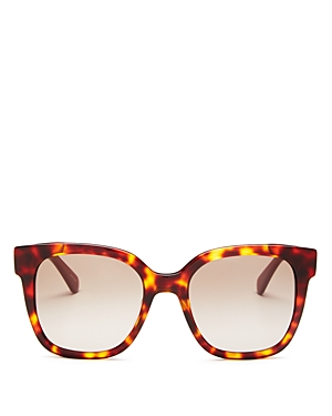 kate spade new york Women's Caelyn Square Sunglasses, 52mm