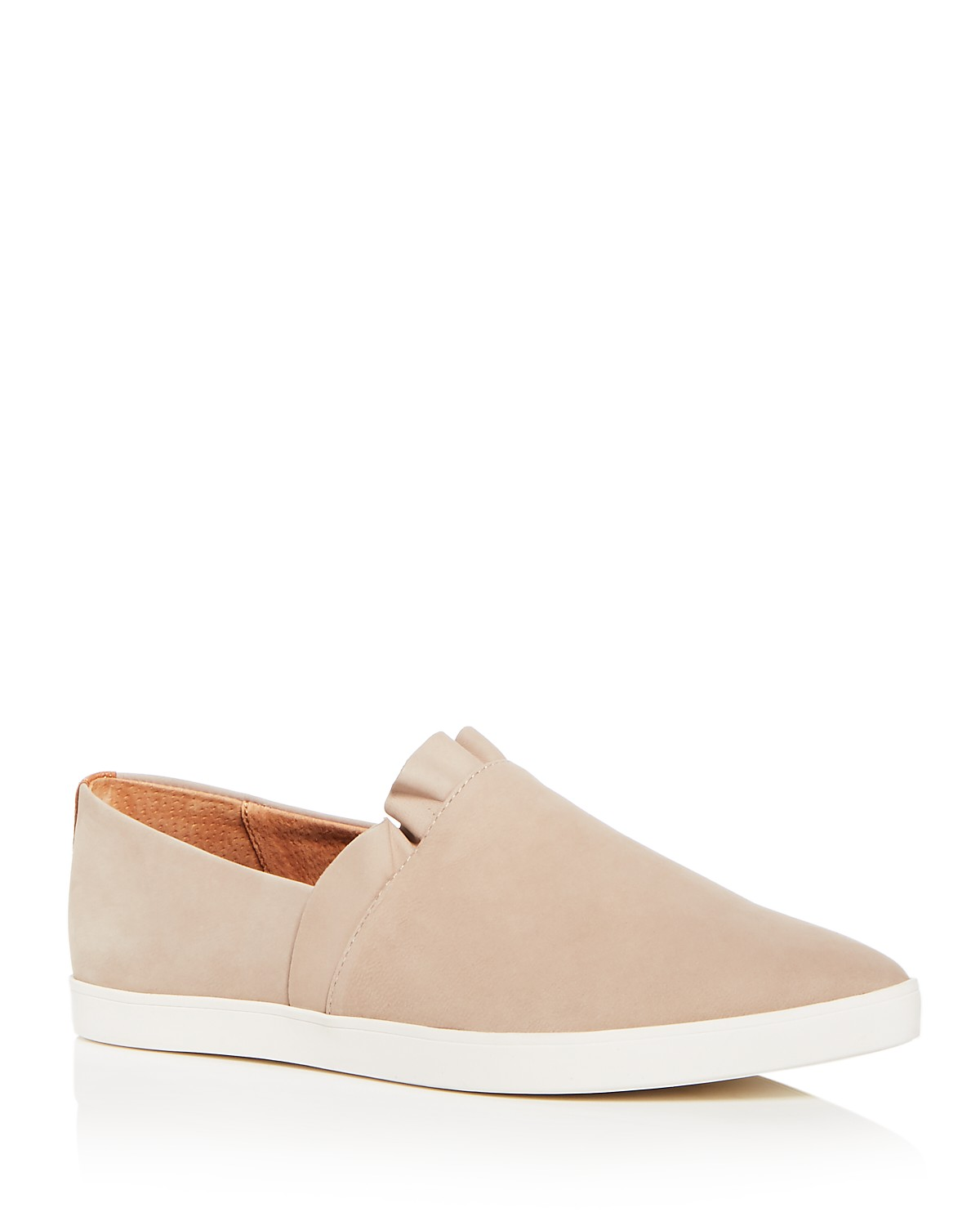 Kenneth Cole Gentle Souls Women's Avery Nubuck Leather Pointed Toe Sneakers XZwFv