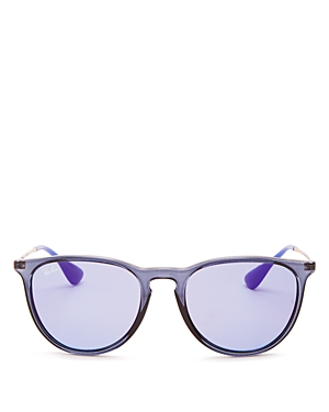 47a9e22aac Ray Ban Ray-Ban Unisex Mirrored Round Sunglasses