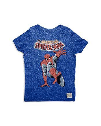 Retro Brand - Boys' Spider-Man Tee - Little Kid
