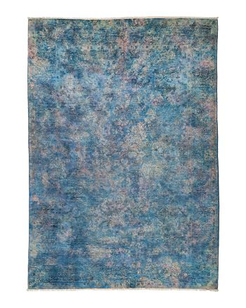 "Solo Rugs - Vibrance Area Rug, 6'3"" x 8'8"""