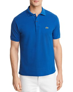 Lacoste Short Sleeve Piqué Polo Shirt - Classic Fit - Bloomingdale's_0