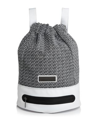 Knit Backpack by Adidas By Stella Mc Cartney