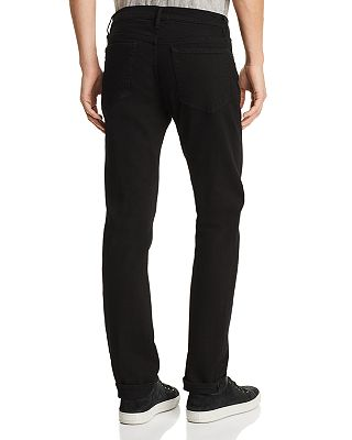 Frame L Homme Slim Fit Jeans In Noir Bloomingdale S