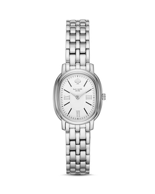 kate spade new york - Staten Stainless Steel Watch, 25mm x 33mm