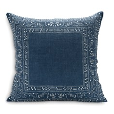 "Sugar Feather Georgia Dark Decorative Pillow, 22"" x 22"" - Bloomingdale's_0"