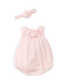 Little Me Girls' Sparkle Bubble & Headband Set - Baby - Bloomingdale's_0