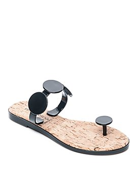 Bernardo - Women's Jelly Disk & Cork Sandals