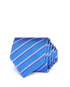HUGO Stripe Skinny Tie - Bloomingdale's_0