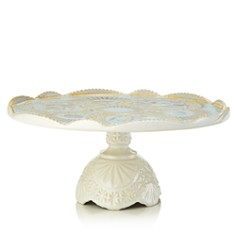 Costa Nova - Footed Plate - 100% Exclusive