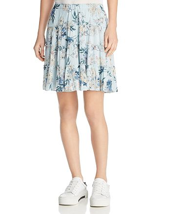 Beltaine - Printed Tiered Skirt - 100% Exclusive