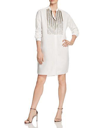 PAULE KA - Embroidered Tunic Dress