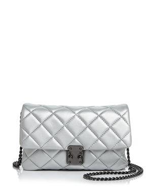 Aqua Diamond Quilt Mini Bag - 100% Exclusive 3133314