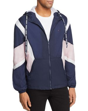 Tommy Hilfiger Tommy Jeans Color-Blocked Hooded Jacket 2875503