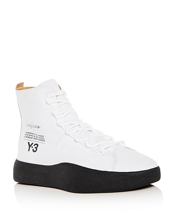 Y-3 - Men's Bashyo High Top Sneakers