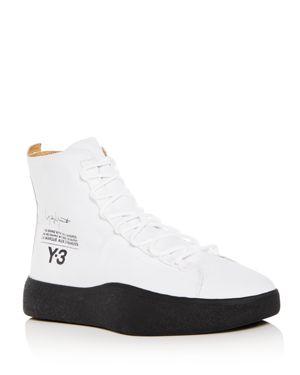 Y-3 Men's Bashyo High Top Sneakers 2831537
