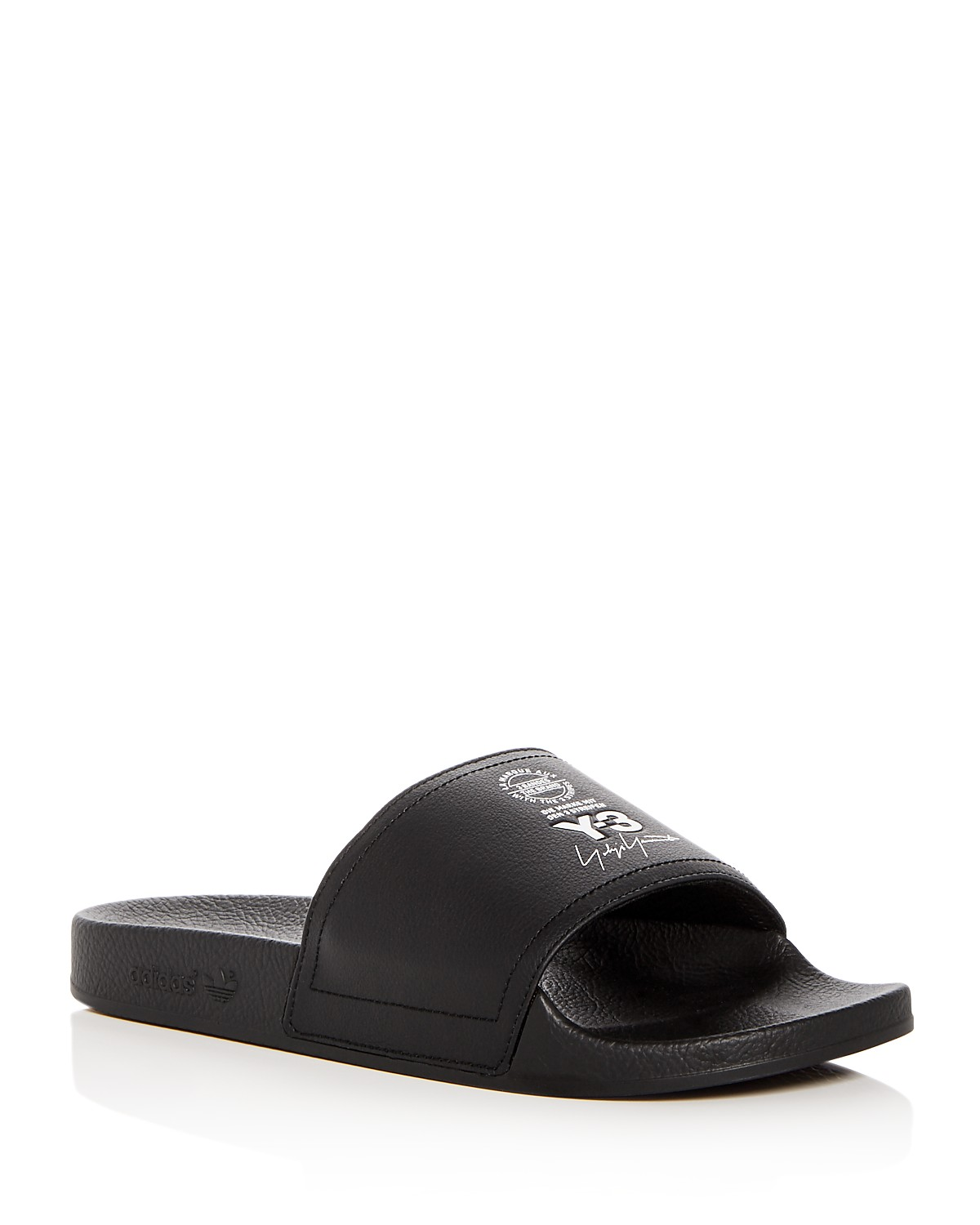 Y-3 Men's Adilette Slide Sandals XLXtHyN
