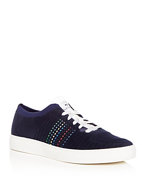 Paul Smith Men's Doyle Knit Lace Up Sneakers